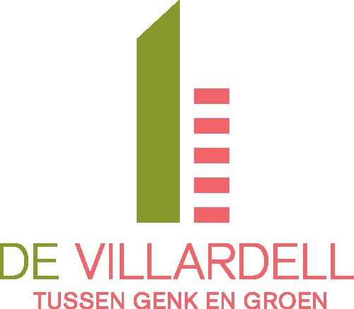 Logo De Villardell - Tussen Genk en groen